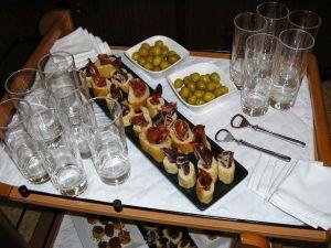 aperitivo ibericos