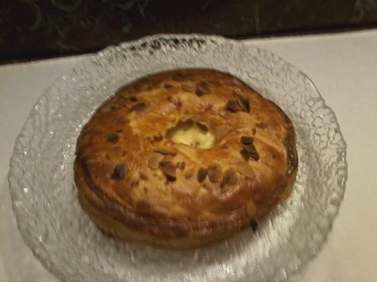 Tortel de crema