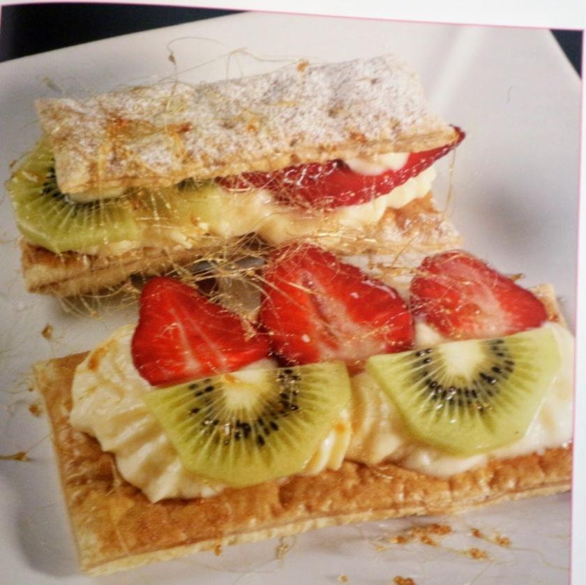 hojaldre frutas